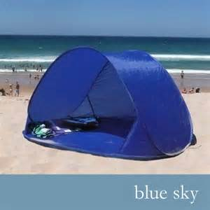 Pop Up Canopy For Beach by New Blue Sky Bsb 150 Popup Pop Up Beach Shade Tent Ebay