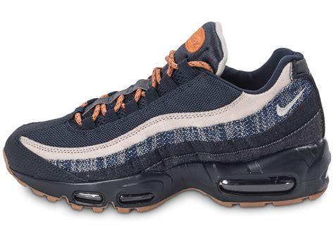 nike air max 95 premium denim chaussures homme chausport