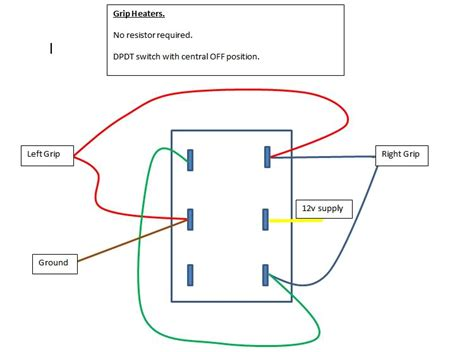 illuminated rocker switch wiring diagram wiring diagram