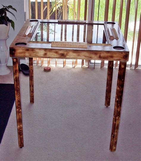 woodworking wooden domino table plans plans pdf download