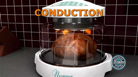 How Does Nuwave Cooktop Work - how to does the nuwave mini oven work