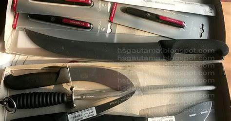 Pisau Jagal kolom hsgautama sold sepaket pisau jagal victorinox