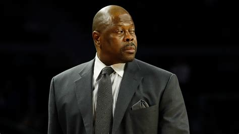 patrick ewing patrick ewing says georgetown has nepotism clause and