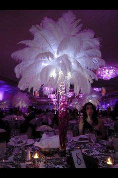Wedding Arragements On Pinterest Ostrich Feather Ostrich Feather Centerpiece Rental