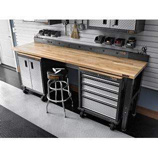 sears tool bench adjustable height 8 maple workbench get your best work done at sears
