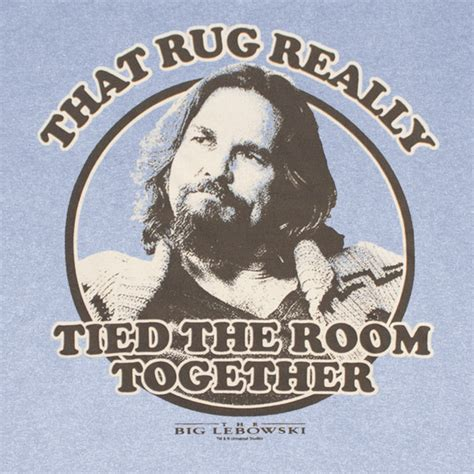 that rug really the room together quote big lebowski rug quotes quotesgram