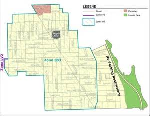44th Ward Chicago Map by Parking In The 44th Ward