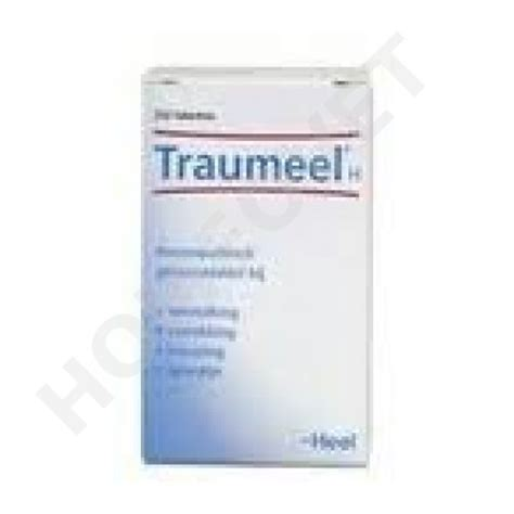 traumeel for dogs heel traumeel tablets for problems with the support and musculoskeletal system