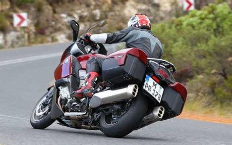 Motorrad Film Sunday by Bmw K 1600 Gt Review Telegraph