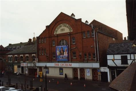 Crewe Garages by Lyceum Theatres Trust