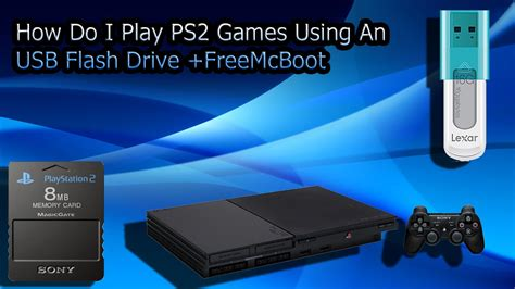 ps2 usb game format how do i play ps2 games on the usb thumb drive by using