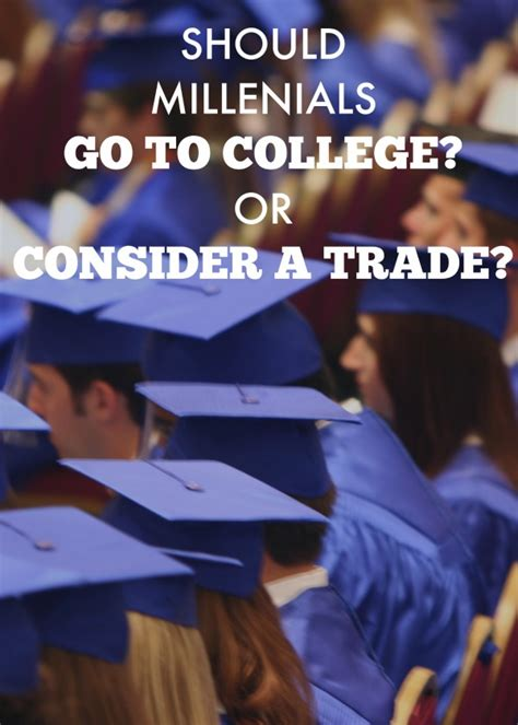Background Check College Degree Should Millennials Choose A Trade A College Degree Figuring Money Out