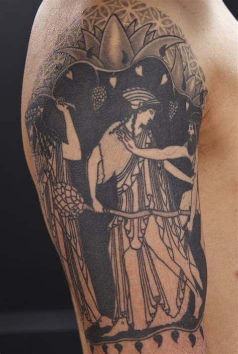 greek mythology tattoo designs my designs ancient tattoos