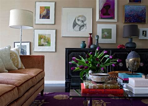 Aubergine Living Room by Aubergine Living Room Design Ideas