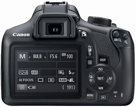Kamera Canon Eos 1300d canon eos 1300d test chip