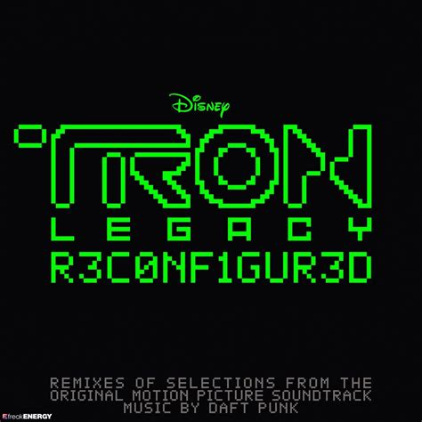 Cd Legacy Reconfigures Ost legacy reconfigured daft mp3 buy tracklist