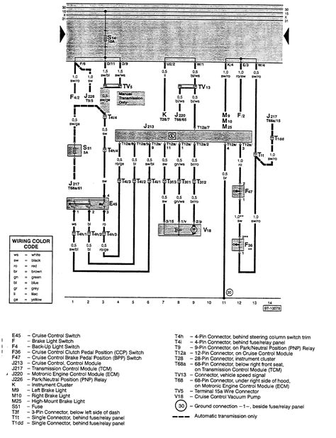 I Need The Electrical Schematic For 1999 Jetta Wolfberg