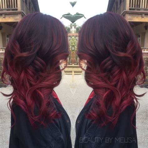 cute burgundy highlights 356 best images about hair color ideas on pinterest