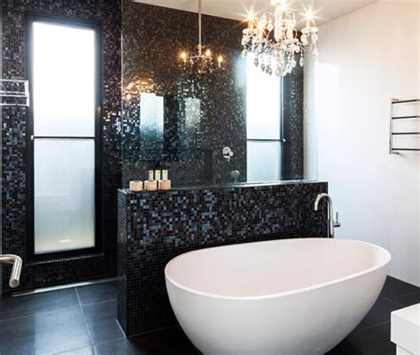 black glitter bathroom floor tiles 29 black bathroom tiles with glitter ideas and pictures