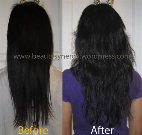 perms before and after my hair transformation loose curl hair perm beautysynergy