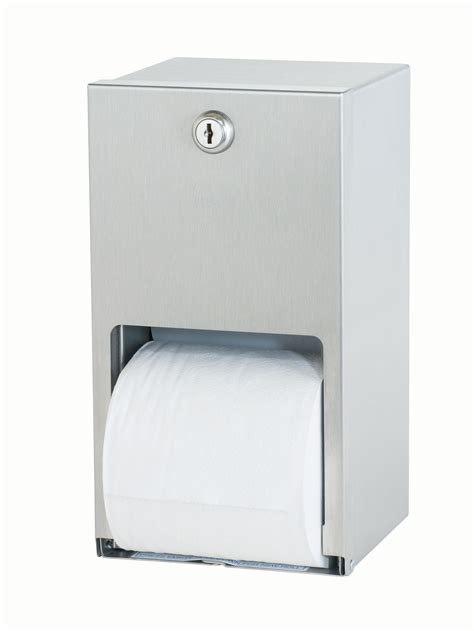 Toilet Paper Dispenser | surface mounted stainless steel toilet tissue dispenser