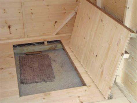 trap door mb garden building