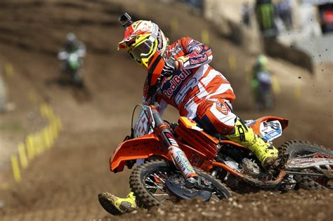 Cairoli Ktm Of The Month Part 1 Tony Cairoli Why He