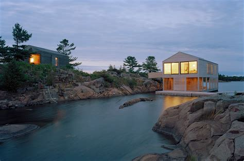 prefabricated floating house can be shipped worldwide 12 best prefab homes around the world
