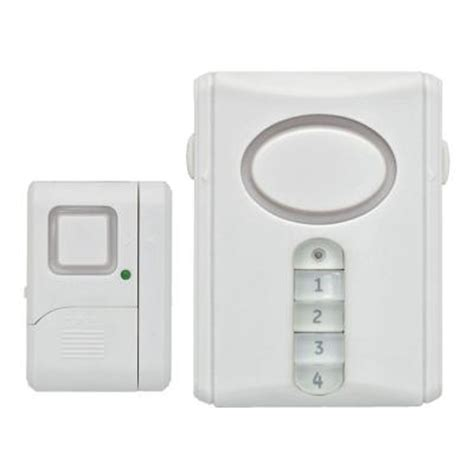 wireless door alarm from ge the home depot model 51107
