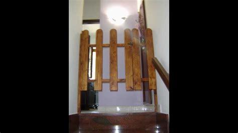 cancelletti per interni costruire un cancelletto per scale