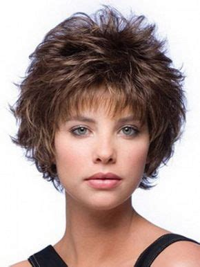 short puffy uneven hairdos 25 best ideas about short layered haircuts on pinterest