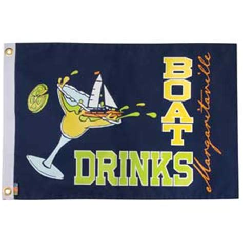 boat novelty flags margaritaville boat drinks novelty flag west marine