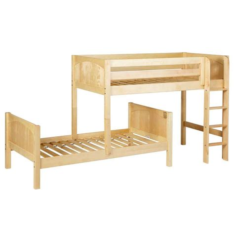 Mish L Shape Bunk Bed Rosenberryrooms Com L Shape Bunk Bed