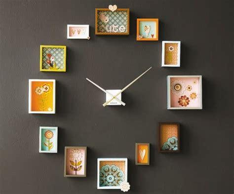 design frame diy 20 unusual and creative diy clocks