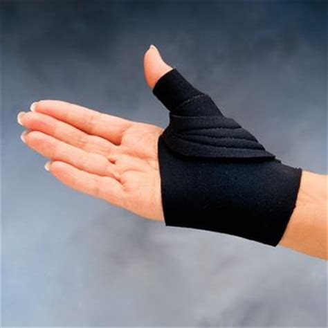 Comfort Cool by Comfort Cool Thumb Cmc Restriction Splint Right Large