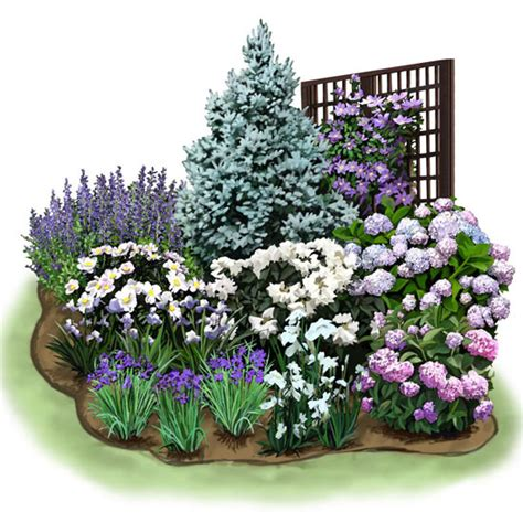 corner flower bed ideas cozy corner garden plan