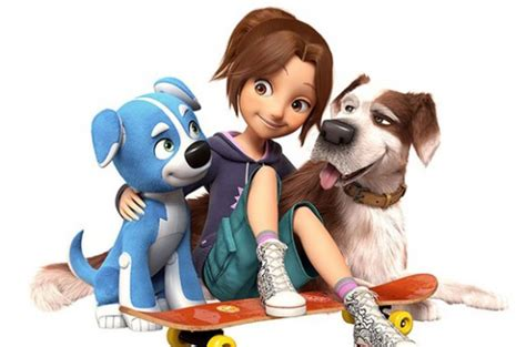 cartoon film with dogs 27 animated features to look for in 2015