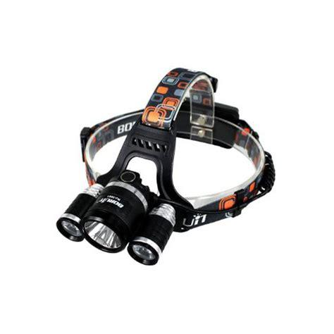 illuminazione bici ridewill bike fanale anteriore 3 led 6000 lumen cree xm l