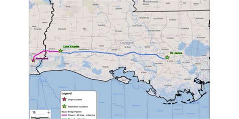 louisiana economy map lsu says the bayou bridge pipeline will be for
