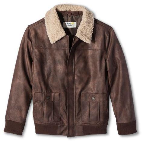 bomber jacket for toddler boy toddler boys bomber jacket brown