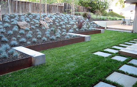 backyard borders garden landscaping ideas for borders and edges