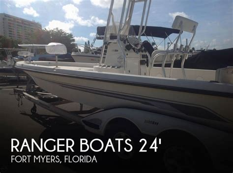 fishing boats for sale fort myers florida sold ranger boats 2400 bay boat in fort meyers fl 110722