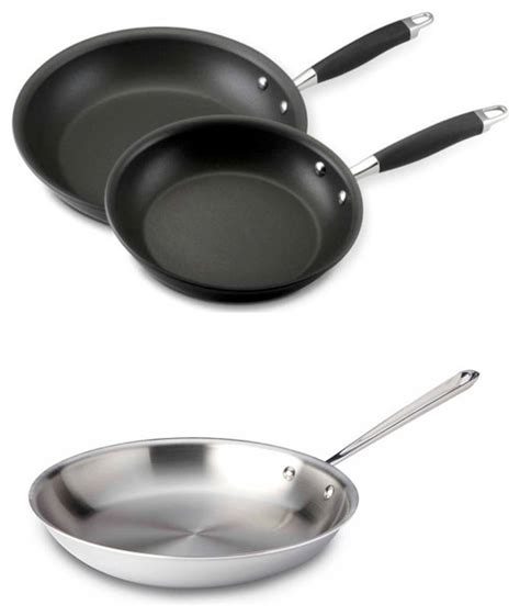 this or that nonstick vs stainless steel