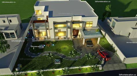 500 square yard house plan 3d front elevation com 2000 sq yard house plan 3d front elevation in dha phase 5