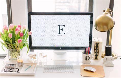 idee scrivania come decorare una scrivania 5 idee da non perdere