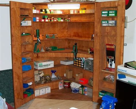 Kitchen Cabinets Organization by Reloading Bench Ideas And Plans Western Pinterest