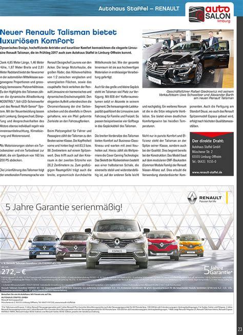 Cityring Limburg by Autohaus Staffel Renault Cityring Limburg