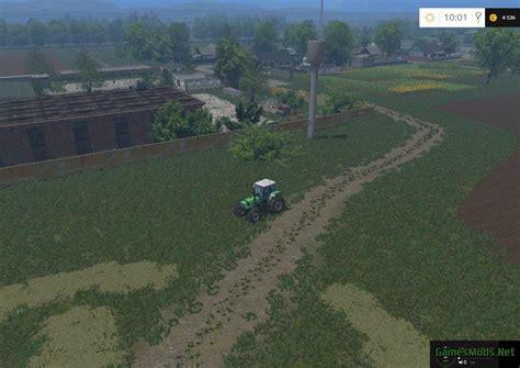 Mod Game Farm Village | varvarovka map v 1 7 multifruit 187 gamesmods net fs17