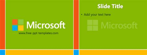 Microsoft Ppt Template Free Powerpoint Templates Ms Powerpoint Templates