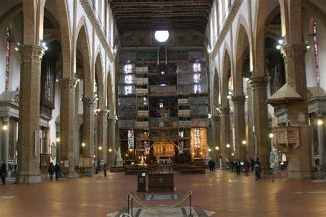 santa croce firenze interno interno di santa croce picture of florence province of